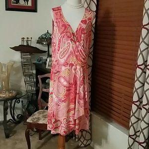Chaps Est.1978 gorgeous dress
